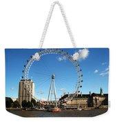 The London Eye 2 Weekender Tote Bag
