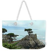 The Lone Cypress Stands Alone Weekender Tote Bag