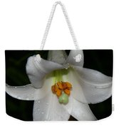 The Lone Lily Weekender Tote Bag
