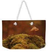 The Lonely Mushroom Weekender Tote Bag