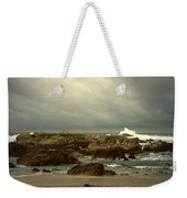 The Lonely Sea And Sky Weekender Tote Bag