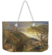 The Lonely Tower Weekender Tote Bag by Samuel Palmer