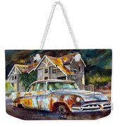 The Lonesome Hotel Weekender Tote Bag