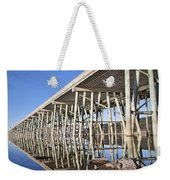 The Long Bridge Weekender Tote Bag