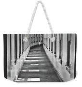 The Long Hall Weekender Tote Bag