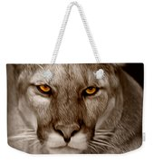 The Look - Florida Panther Weekender Tote Bag