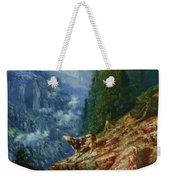 The Lost Cow 1852 Weekender Tote Bag