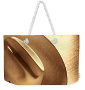 The Lost Hat Weekender Tote Bag