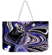 The Lost Statue Abstract Weekender Tote Bag