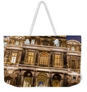 The Louvre Museum At Night Weekender Tote Bag