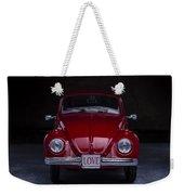 The Love Bug Square Weekender Tote Bag