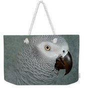 The Love Of A Gray Weekender Tote Bag