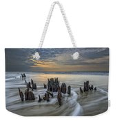 The Lowcountry - Botany Bay Plantation Weekender Tote Bag