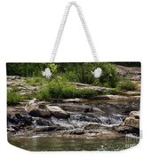 The Lower Yough River Weekender Tote Bag