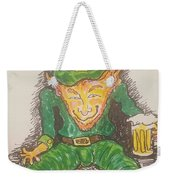 The Luck Of The Irish Weekender Tote Bag