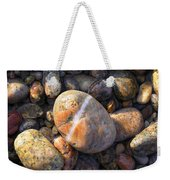 The Lucky Rock Weekender Tote Bag