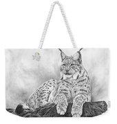 The Lynx 2017 Version Weekender Tote Bag