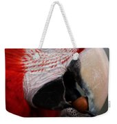 The Macaw Weekender Tote Bag