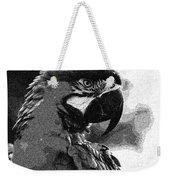 The Macaw Weekender Tote Bag