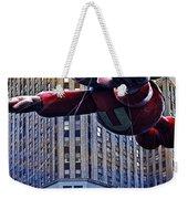 The Macy's Parade Weekender Tote Bag