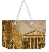 Paris, France - The Madeleine Weekender Tote Bag