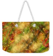 The Madness Of Christmas Weekender Tote Bag