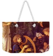 The Madness Of Sir Tristram Weekender Tote Bag