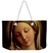The Madonna Weekender Tote Bag