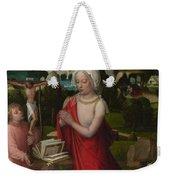 The Magdalen In A Landscape Weekender Tote Bag