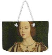 The Magdalen   Weekender Tote Bag
