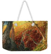 The Magic Apple Tree Weekender Tote Bag by Samuel Palmer