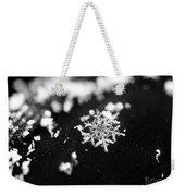 The Magic In A Snowflake Weekender Tote Bag