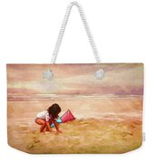 The Magic Of Sand Weekender Tote Bag