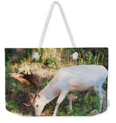 The Magical Deer Weekender Tote Bag