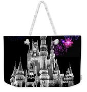 The Magical Kingdom Castle Weekender Tote Bag