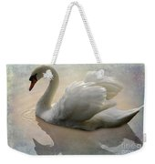 The Magical Swan  Weekender Tote Bag