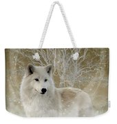 The Magical Wolf Weekender Tote Bag