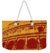 The Majestic Colosseum Of Rome Weekender Tote Bag