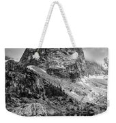 The Majesty Of Mountains Weekender Tote Bag
