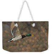 The Mallard Weekender Tote Bag