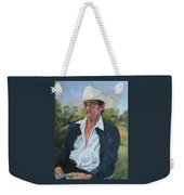 The Man From The Valley Weekender Tote Bag