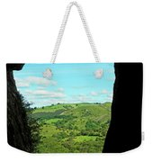 The Manifold Valley From Thor's Cave Weekender Tote Bag