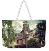 The Mansion Weekender Tote Bag
