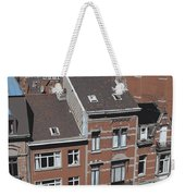 The Many Layers Of Brussels Weekender Tote Bag