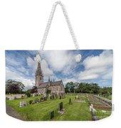 The Marble Church Weekender Tote Bag