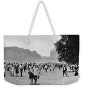 The March On Washington  Heading Home Weekender Tote Bag