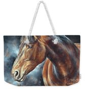 The Mare Weekender Tote Bag