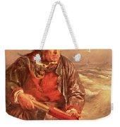 The Mariner Weekender Tote Bag