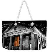 The Market Weekender Tote Bag