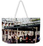 The Market Weekender Tote Bag